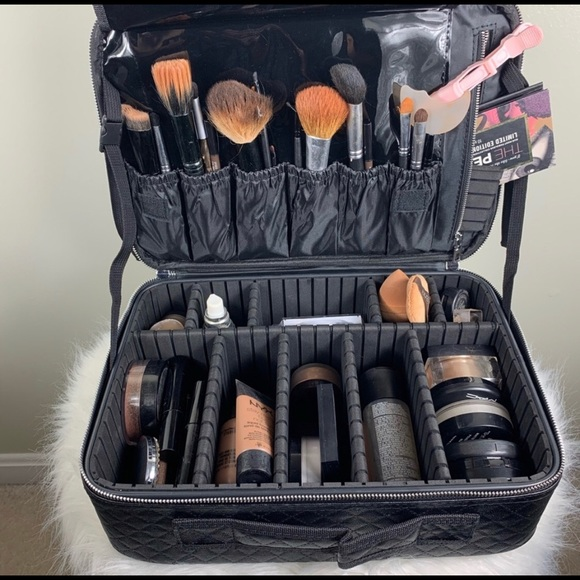 Beauty By Mdh Bags Amazon 1 Travel Makeup Organizer Cosmetic Bag